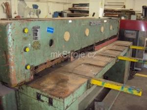 nůžky tabulové Jelšingrad MM 5/2500 II
