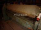 ohýbačka plechu hydraulická XONM 2000/2A-4 II