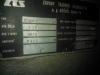 ohýbačka plechu hydraulická XONM 2000/2A-4