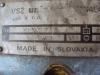 ohýbačka plechu XO 1000/3A štítek