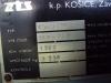 ohýbačka plechu XONM 2000/2-B VII