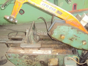 pila pásová KFD 250