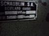 soustruh hrotový Schaublin 102-TO III