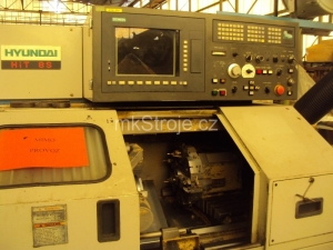soustruh Hyundai HiT 8S CNC