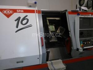 soustruh SPM 16 CNC